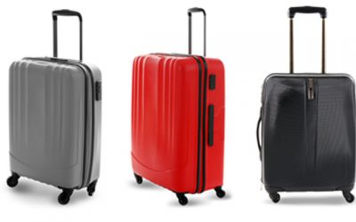 How to choose the right suitcase for your holiday